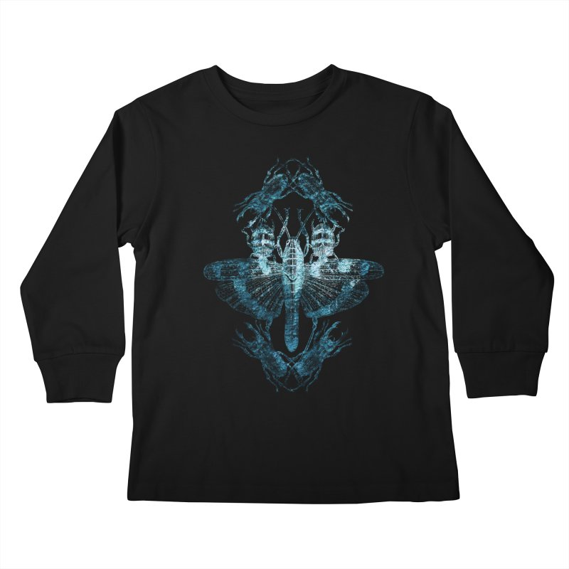Entomology Kids Longsleeve T-Shirt by radesigns's Artist Shop