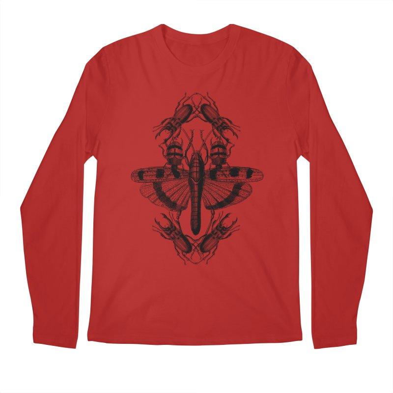 Entomology v2 Men's Longsleeve T-Shirt by radesigns's Artist Shop