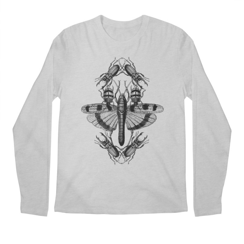 Entomology v2 Men's Longsleeve T-Shirt by radesigns's Artist Shop