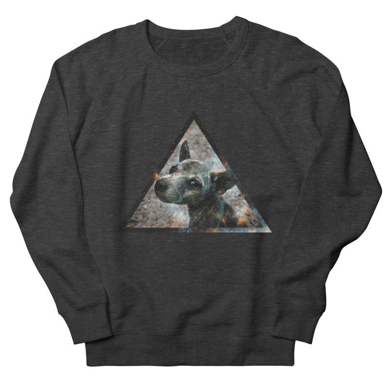 Galactic Dog Women's Sweatshirt by radesigns's Artist Shop