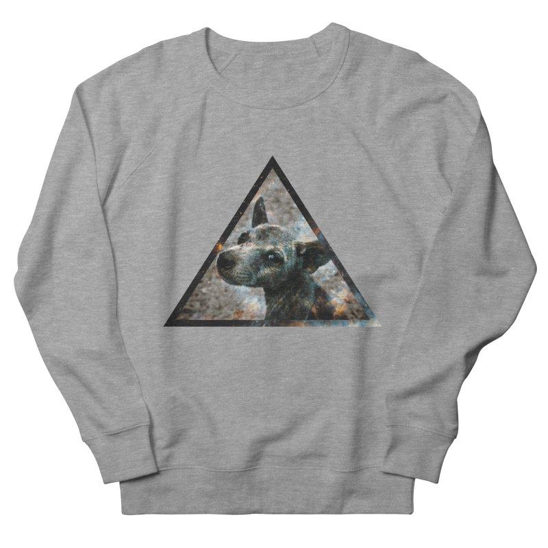 Galactic Dog Men's Sweatshirt by radesigns's Artist Shop