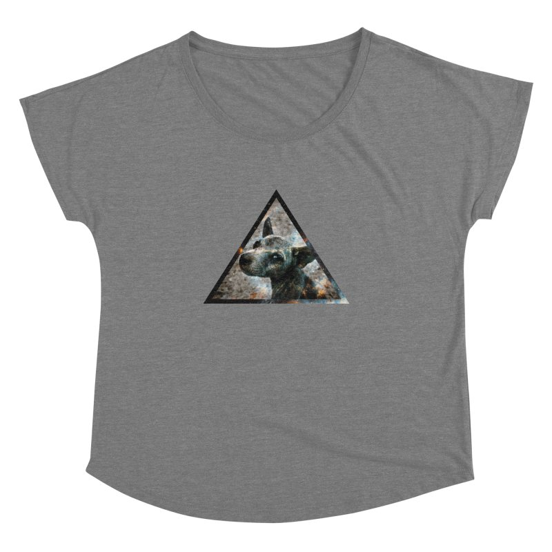 Galactic Dog Women's Dolman by radesigns's Artist Shop