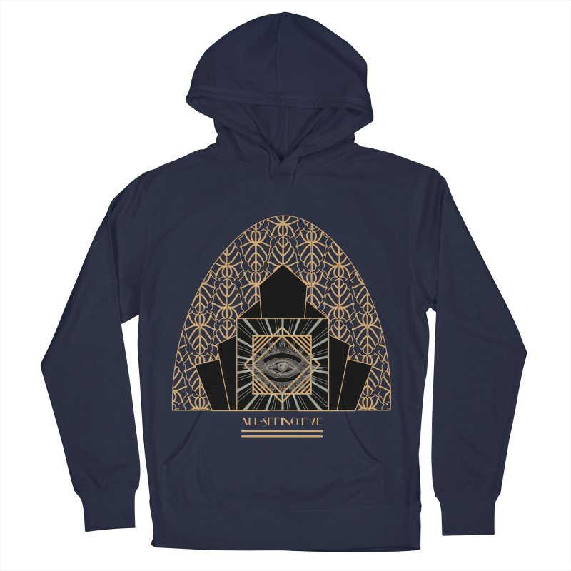 All Seeing-Eye - Art Deco Men's Pullover Hoody by radesigns's Artist Shop