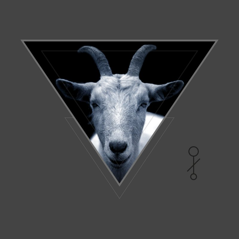 Triangle Goat Sigil Women's T-Shirt by radesigns's Artist Shop