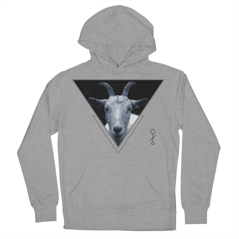 Triangle Goat Sigil Women's Pullover Hoody by radesigns's Artist Shop