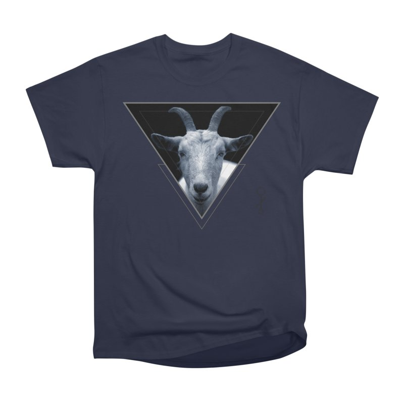 Triangle Goat Sigil Women's Classic Unisex T-Shirt by radesigns's Artist Shop