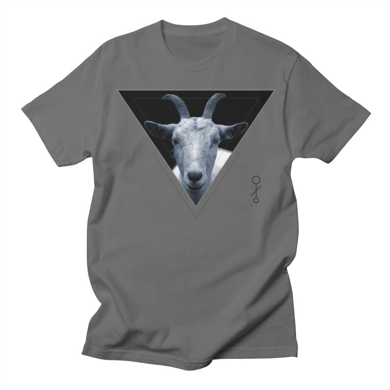 Triangle Goat Sigil Men's T-Shirt by radesigns's Artist Shop