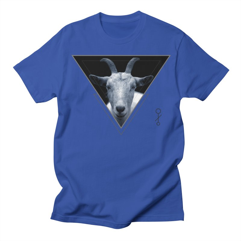 Triangle Goat Sigil Women's Unisex T-Shirt by radesigns's Artist Shop
