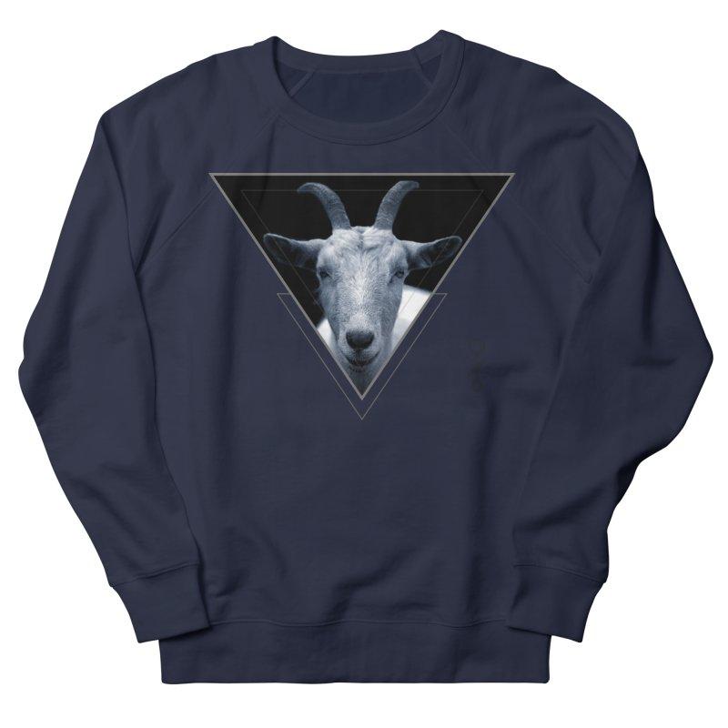 Triangle Goat Sigil Men's Sweatshirt by radesigns's Artist Shop