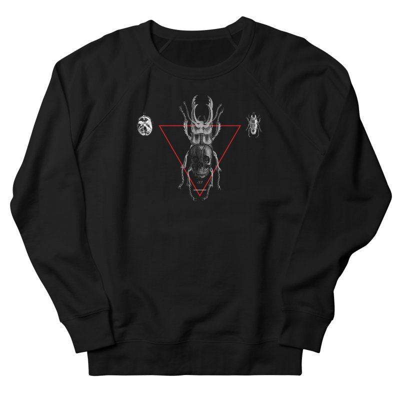 Death Scarab Men's Sweatshirt by radesigns's Artist Shop