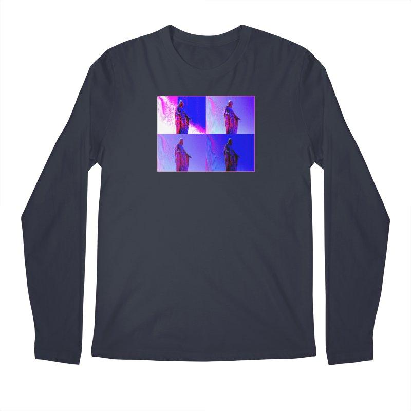 Virgen Men's Longsleeve T-Shirt by radesigns's Artist Shop