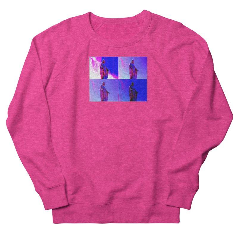 Virgen Women's Sweatshirt by radesigns's Artist Shop