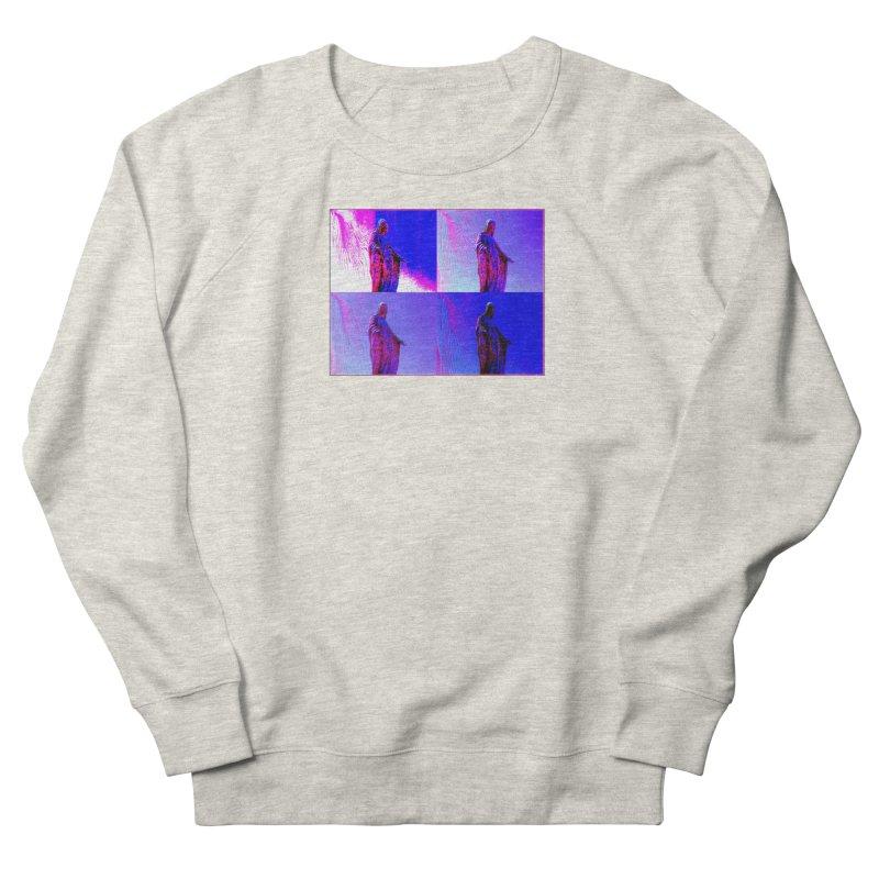 Virgen Men's Sweatshirt by radesigns's Artist Shop
