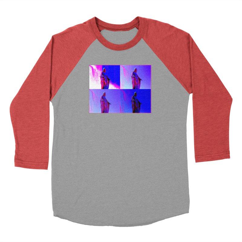 Virgen Men's Baseball Triblend Longsleeve T-Shirt by radesigns's Artist Shop