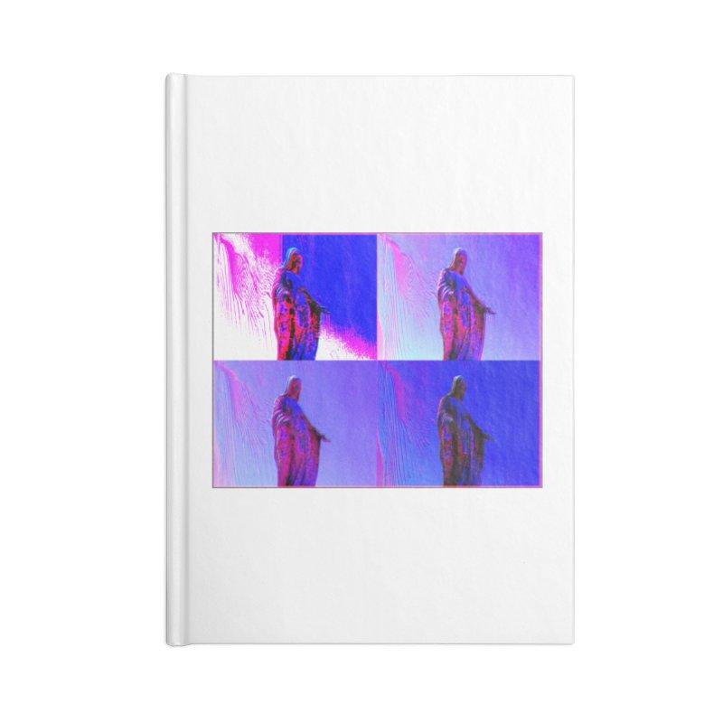Virgen Accessories Notebook by radesigns's Artist Shop