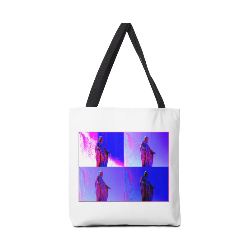 Virgen Accessories Bag by radesigns's Artist Shop
