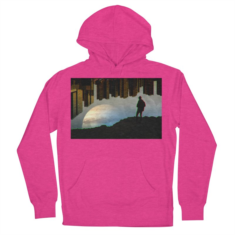 Nice View Men's Pullover Hoody by radesigns's Artist Shop