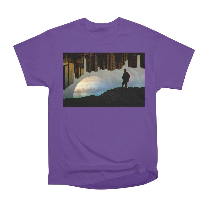 Nice View Men's Heavyweight T-Shirt by radesigns's Artist Shop
