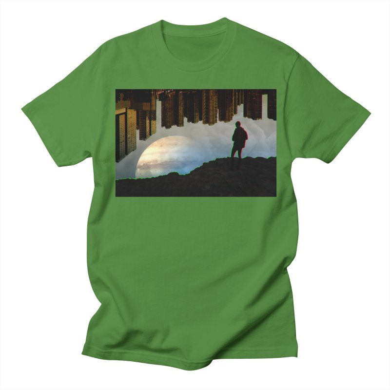 Nice View Men's T-Shirt by radesigns's Artist Shop