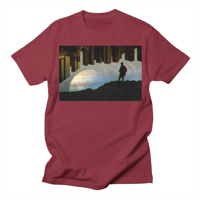 Nice View Men's T-Shirt by radesigns's Artist Shop