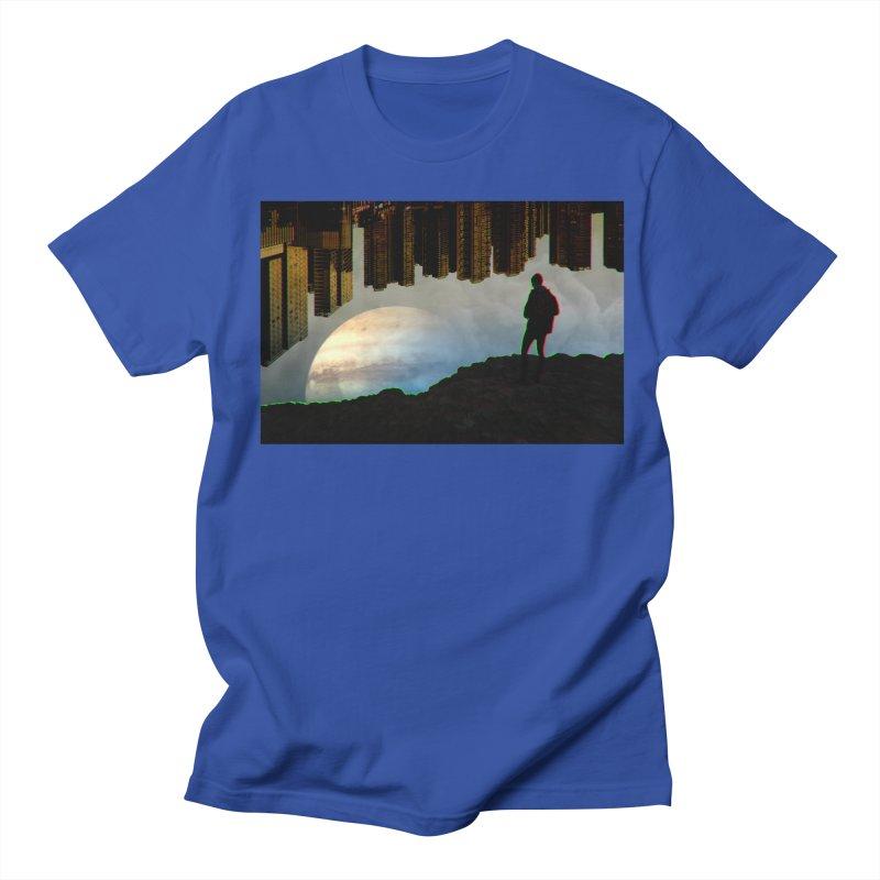Nice View Women's Regular Unisex T-Shirt by radesigns's Artist Shop