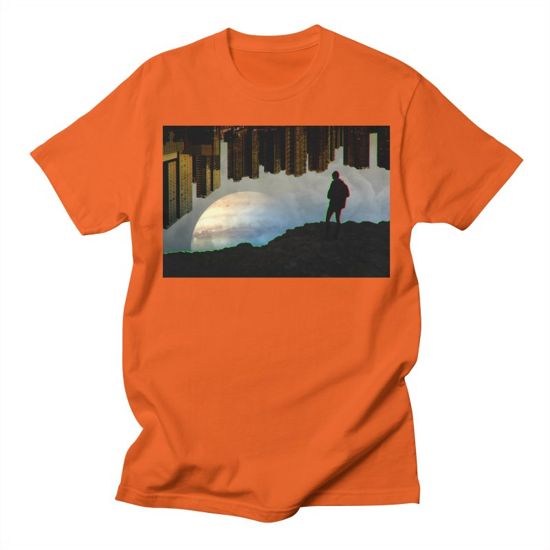 Nice View Women's T-Shirt by radesigns's Artist Shop