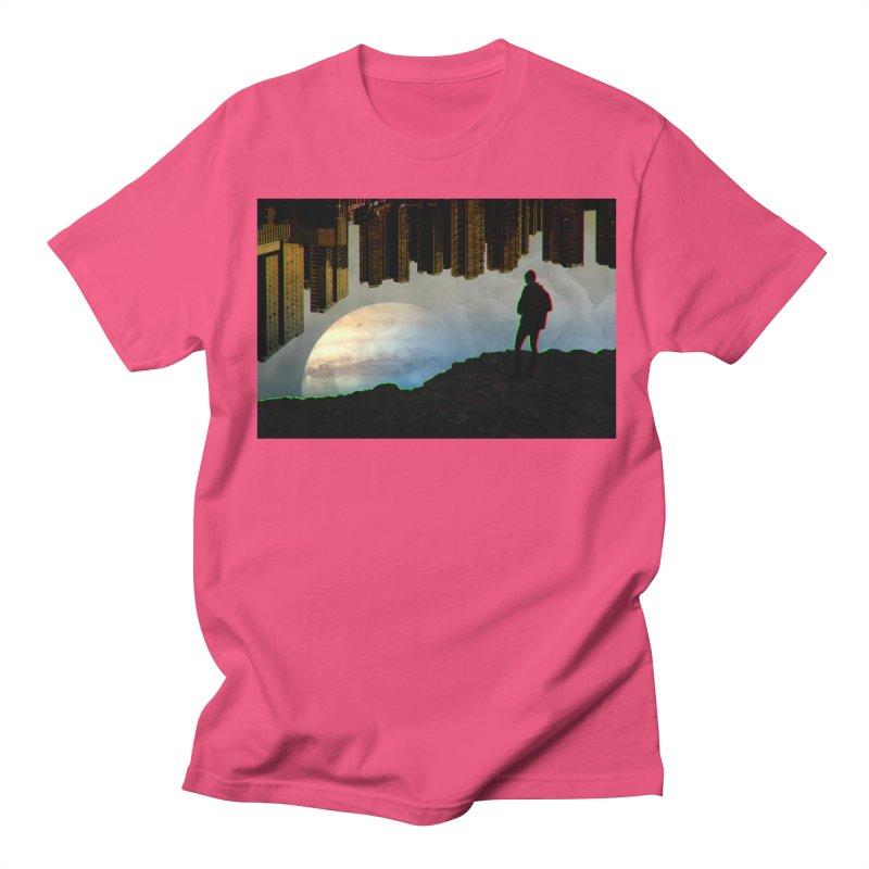 Nice View Women's Unisex T-Shirt by radesigns's Artist Shop