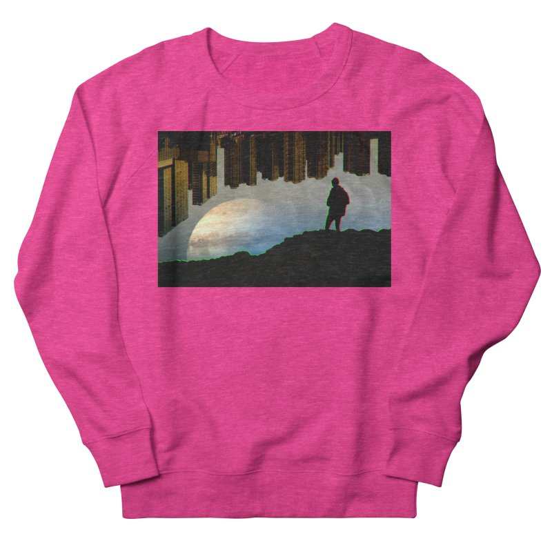 Nice View Women's Sweatshirt by radesigns's Artist Shop