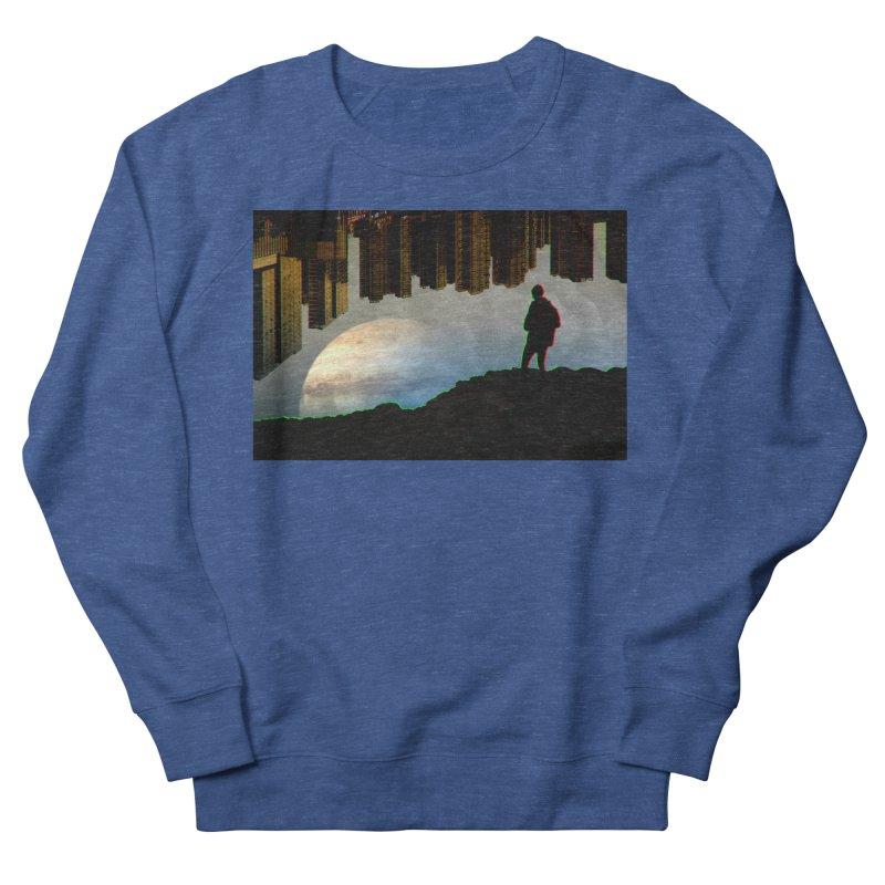 Nice View Men's Sweatshirt by radesigns's Artist Shop