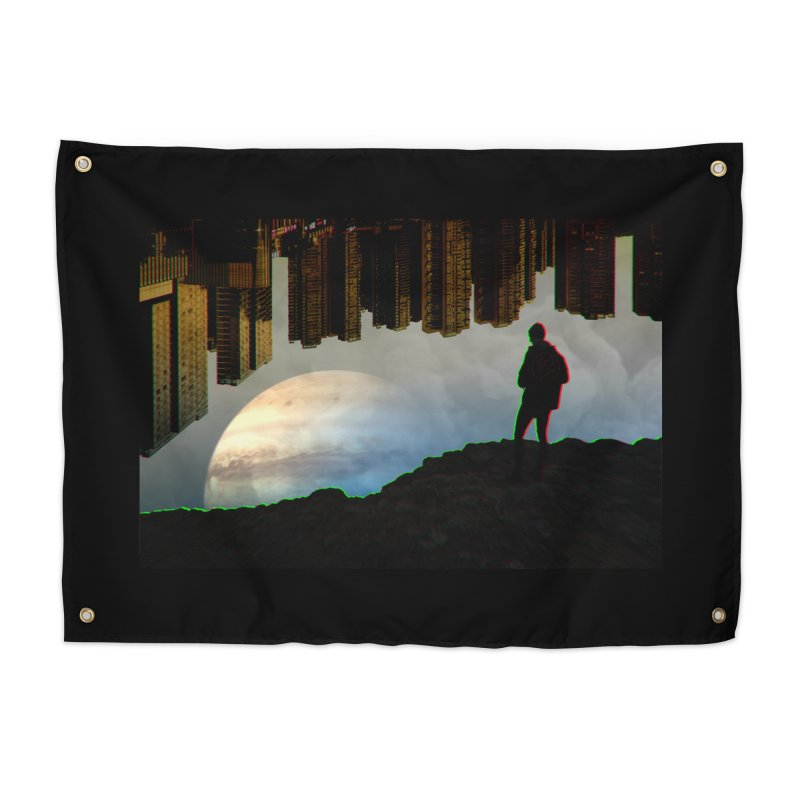 Nice View Home Tapestry by radesigns's Artist Shop