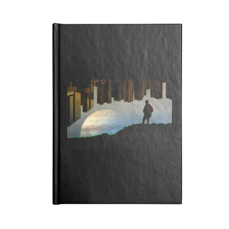 Nice View Accessories Notebook by radesigns's Artist Shop