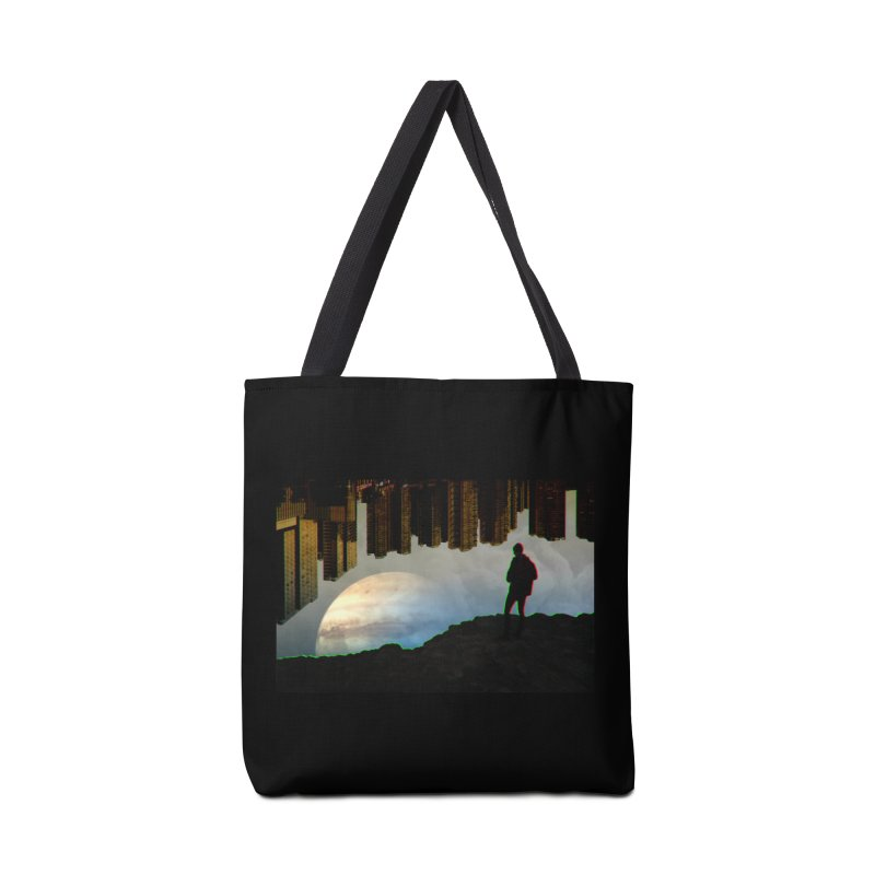 Nice View Accessories Bag by radesigns's Artist Shop