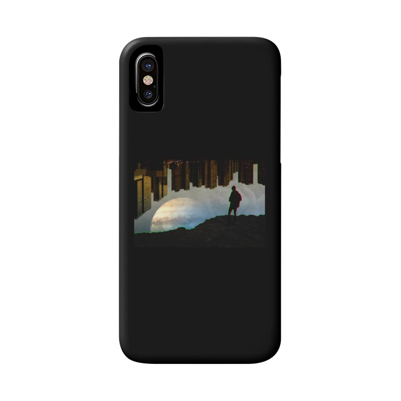 Nice View Accessories Phone Case by radesigns's Artist Shop