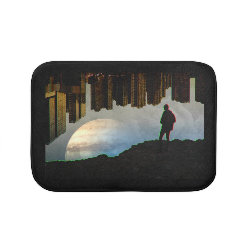 Nice View Home Bath Mat by radesigns's Artist Shop