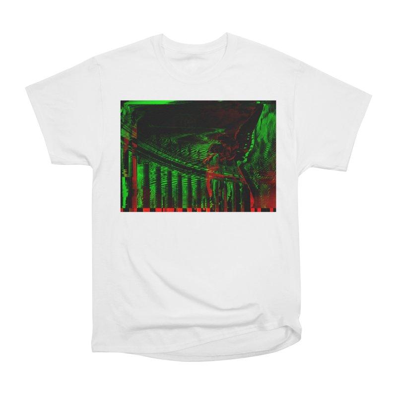 Angels and Pillars Women's Heavyweight Unisex T-Shirt by radesigns's Artist Shop