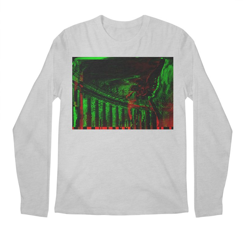 Angels and Pillars Men's Longsleeve T-Shirt by radesigns's Artist Shop