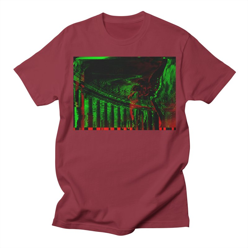 Angels and Pillars Men's T-Shirt by radesigns's Artist Shop