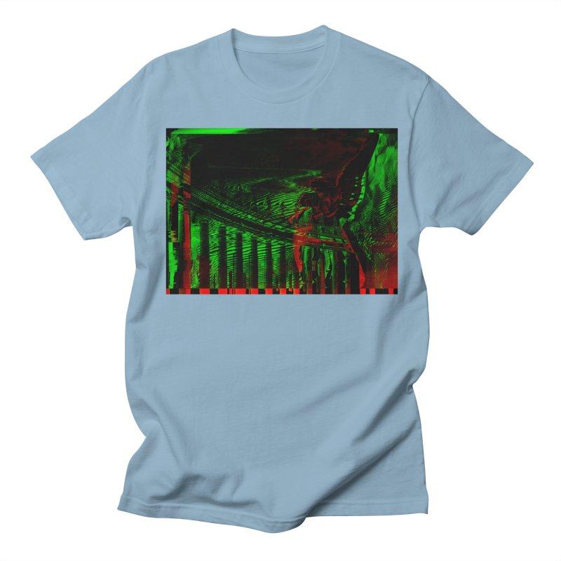 Angels and Pillars Women's Regular Unisex T-Shirt by radesigns's Artist Shop