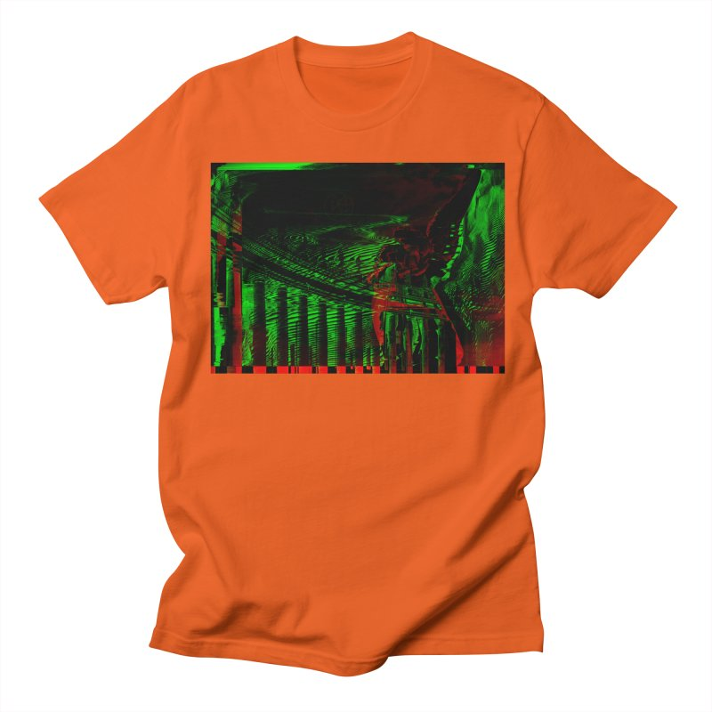 Angels and Pillars Men's T-Shirt by radesigns's Artist Shop