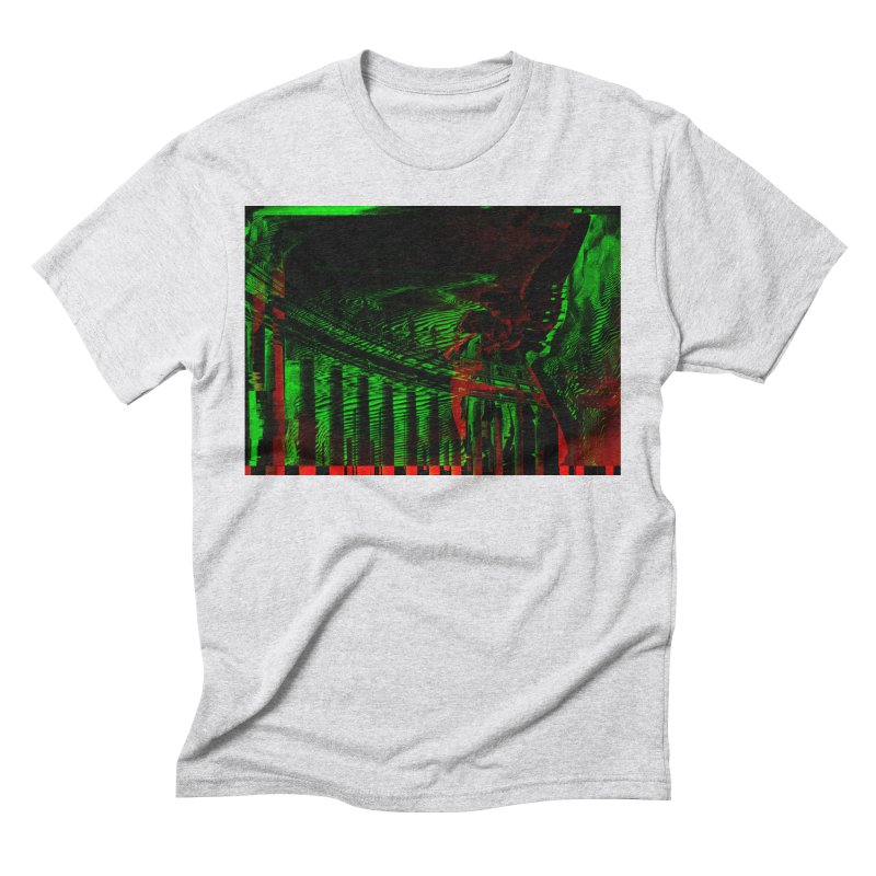 Angels and Pillars Men's Triblend T-Shirt by radesigns's Artist Shop