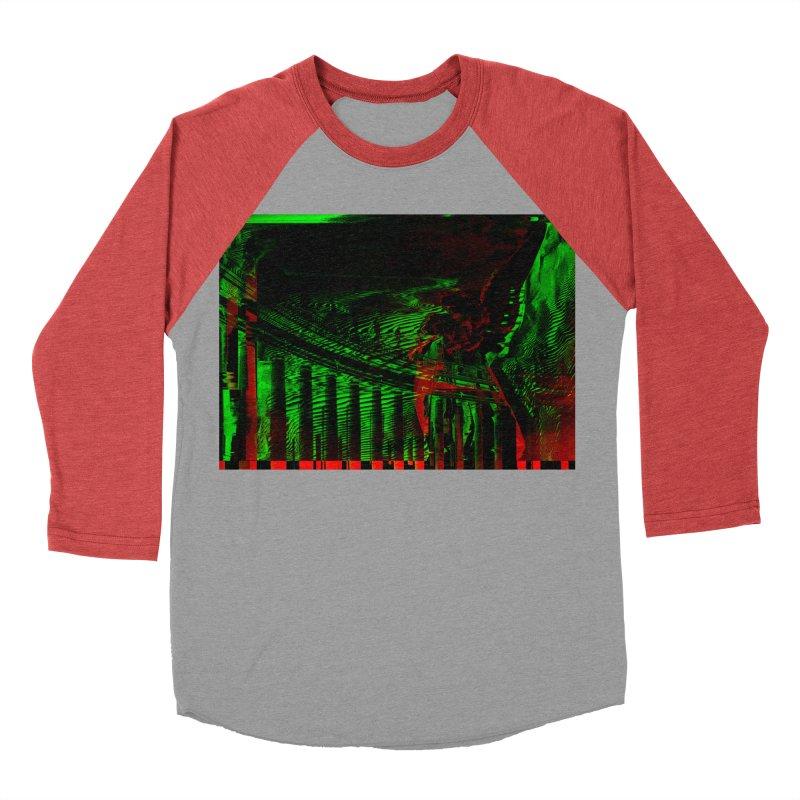 Angels and Pillars Men's Baseball Triblend Longsleeve T-Shirt by radesigns's Artist Shop