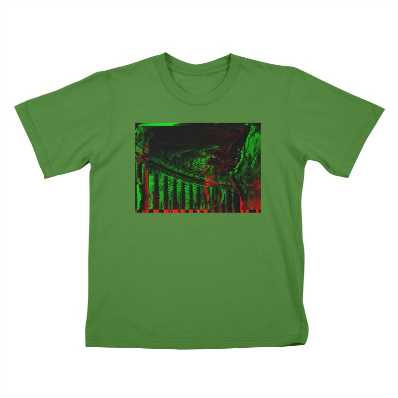 Angels and Pillars Kids T-Shirt by radesigns's Artist Shop
