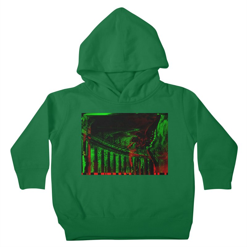 Angels and Pillars Kids Toddler Pullover Hoody by radesigns's Artist Shop