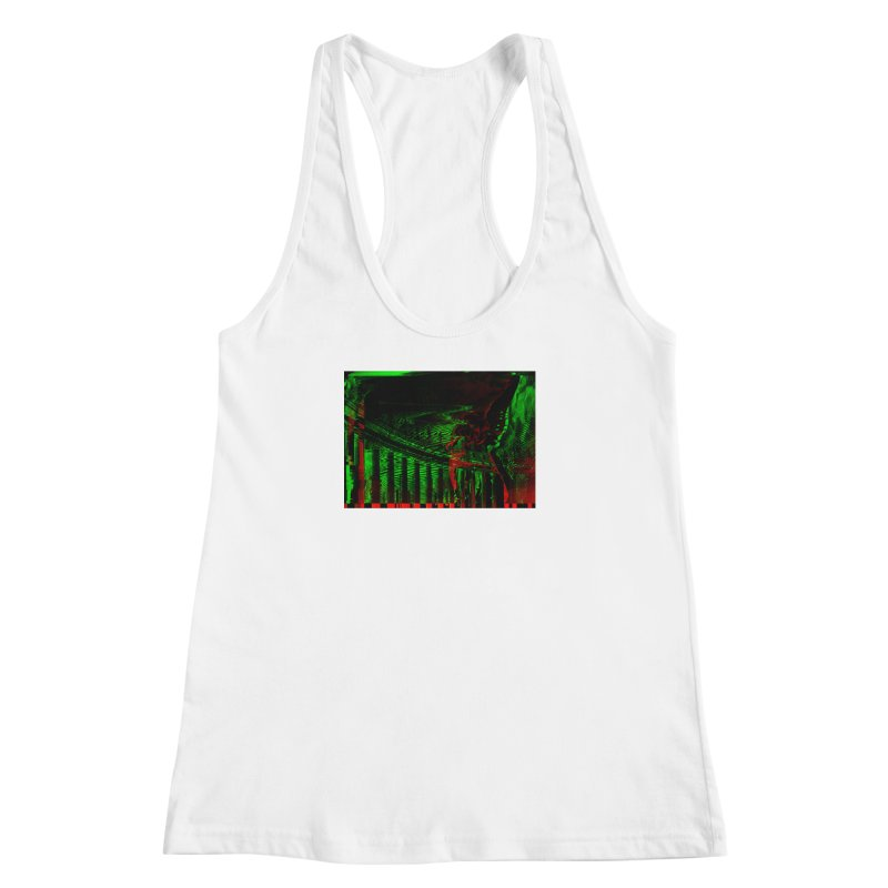 Angels and Pillars Women's Racerback Tank by radesigns's Artist Shop