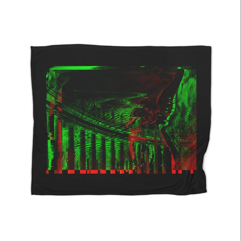 Angels and Pillars Home Blanket by radesigns's Artist Shop