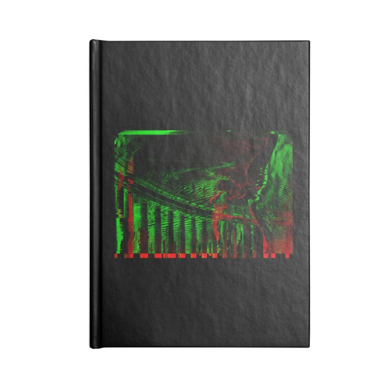 Angels and Pillars Accessories Notebook by radesigns's Artist Shop