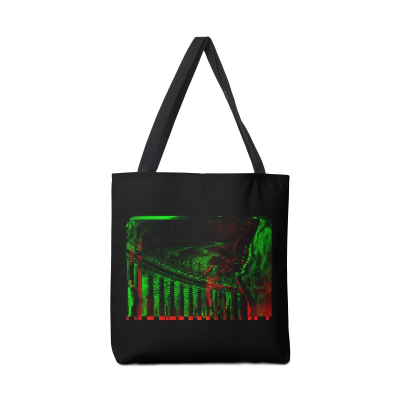 Angels and Pillars Accessories Bag by radesigns's Artist Shop