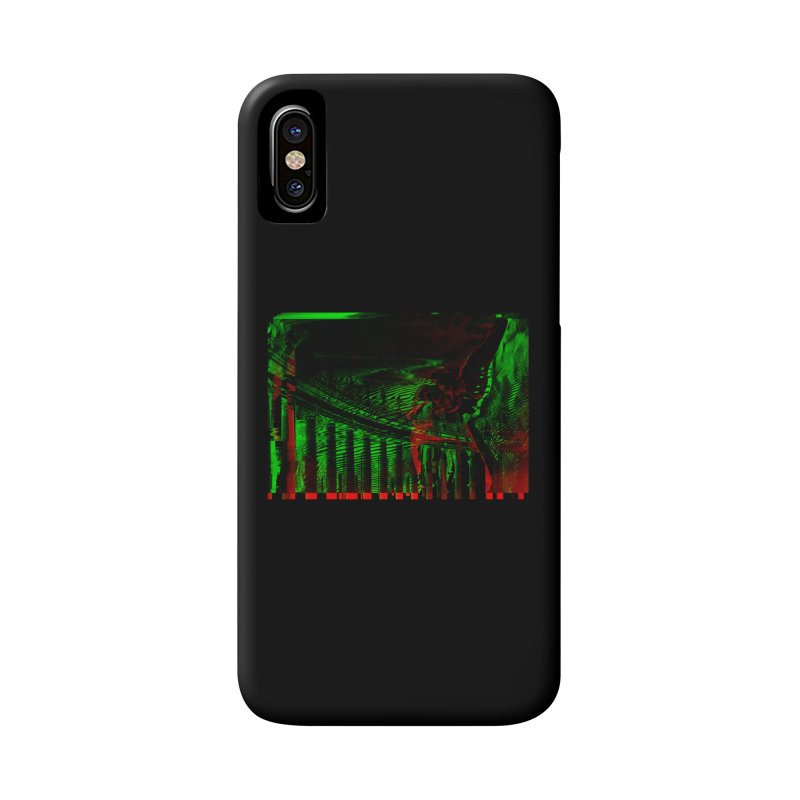 Angels and Pillars Accessories Phone Case by radesigns's Artist Shop