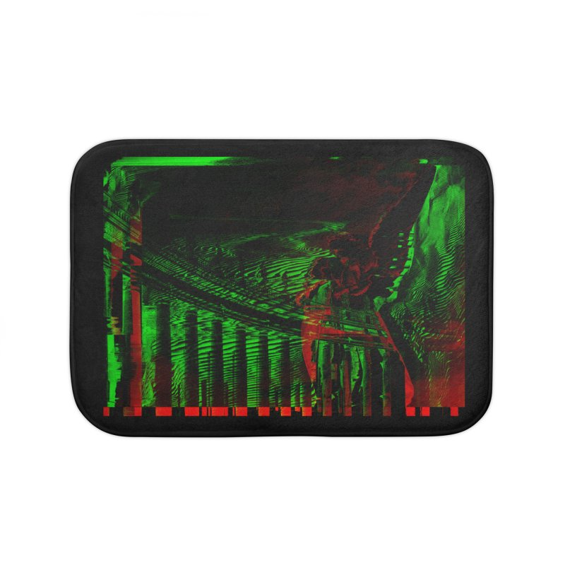 Angels and Pillars Home Bath Mat by radesigns's Artist Shop