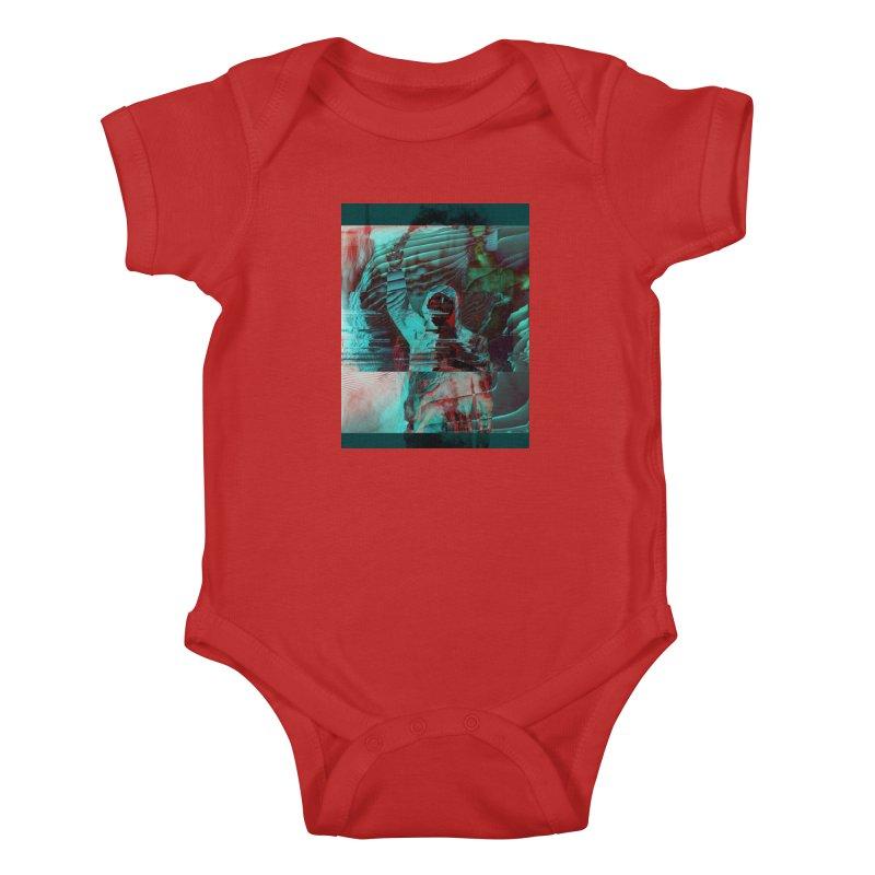 Revolutionary Saint Kids Baby Bodysuit by radesigns's Artist Shop
